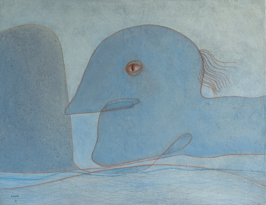Nuotatore, 1990