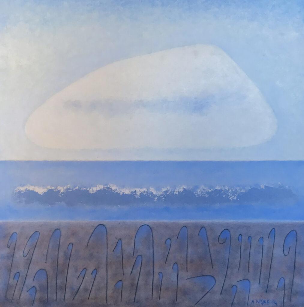 Isola, 2014 (60x60)