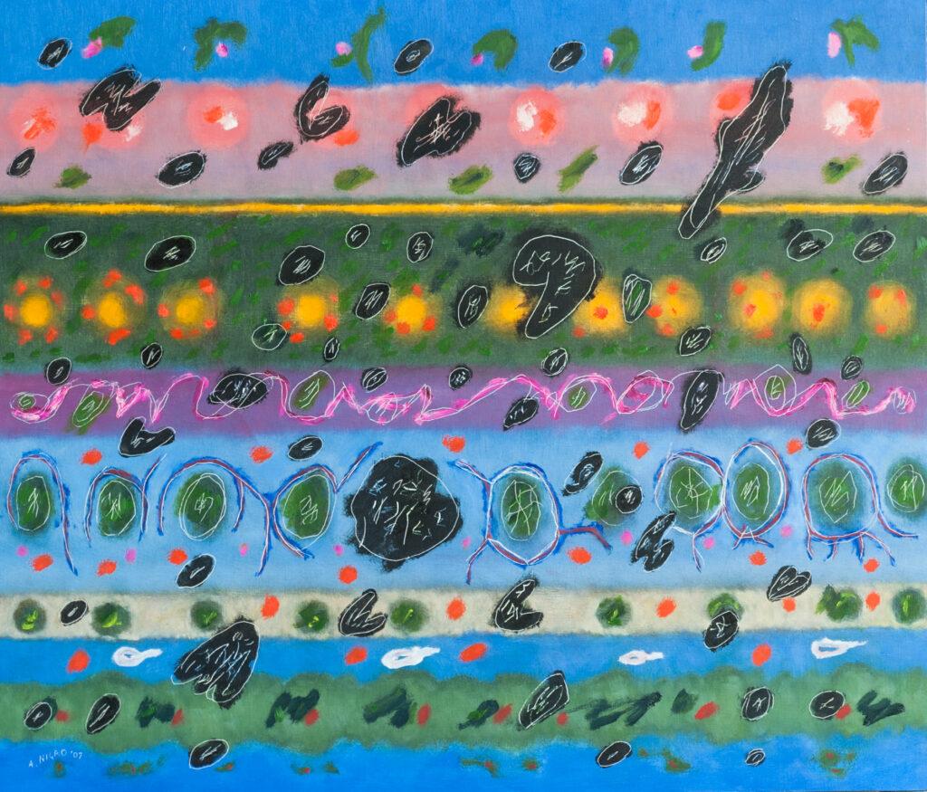 Ricerca sul colore, 2007